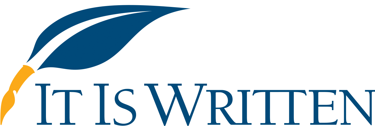 It Is Written logo